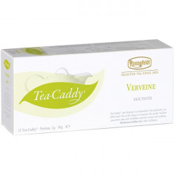 Чай Ronnefeldt Tea-Caddy Verveine, травяной, на чайник 20 пакетов