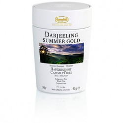 Чай Ronnefeldt Летний Дарджилинг White Collection tin Darjeeling Summer Gold, 50 г