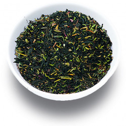 Чай Ronnefeldt Тимьян Loose Leaf Tea Black and Thyme,черный, 100 г