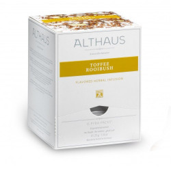 Чай Althaus Toffee Rooibush, ройбуш,15 пакетов