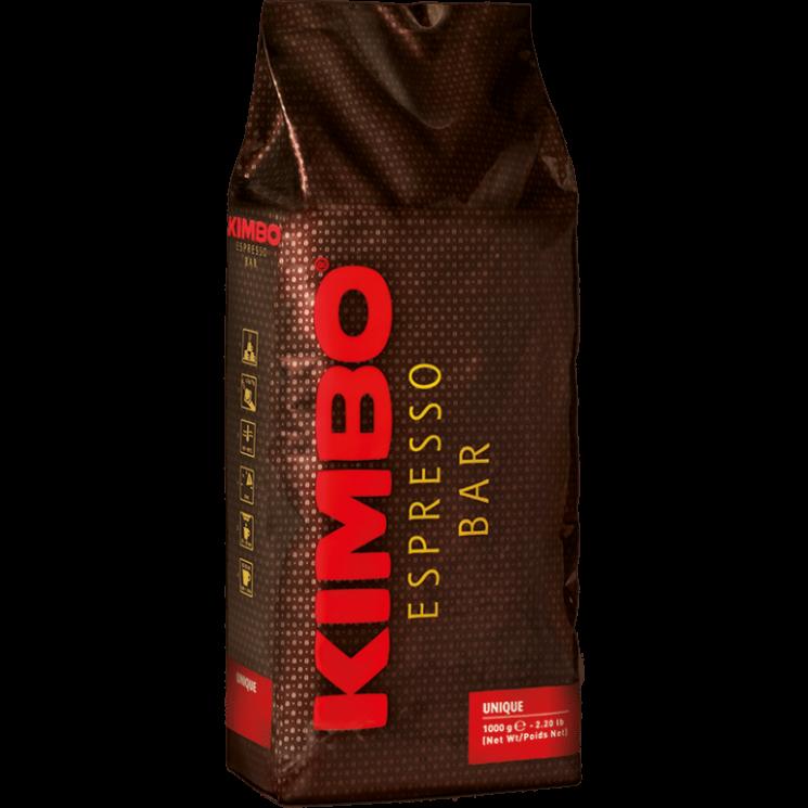 Купить кофе в зернах kimbo unique, 1кг в интернет-магазине 8gramm.ru